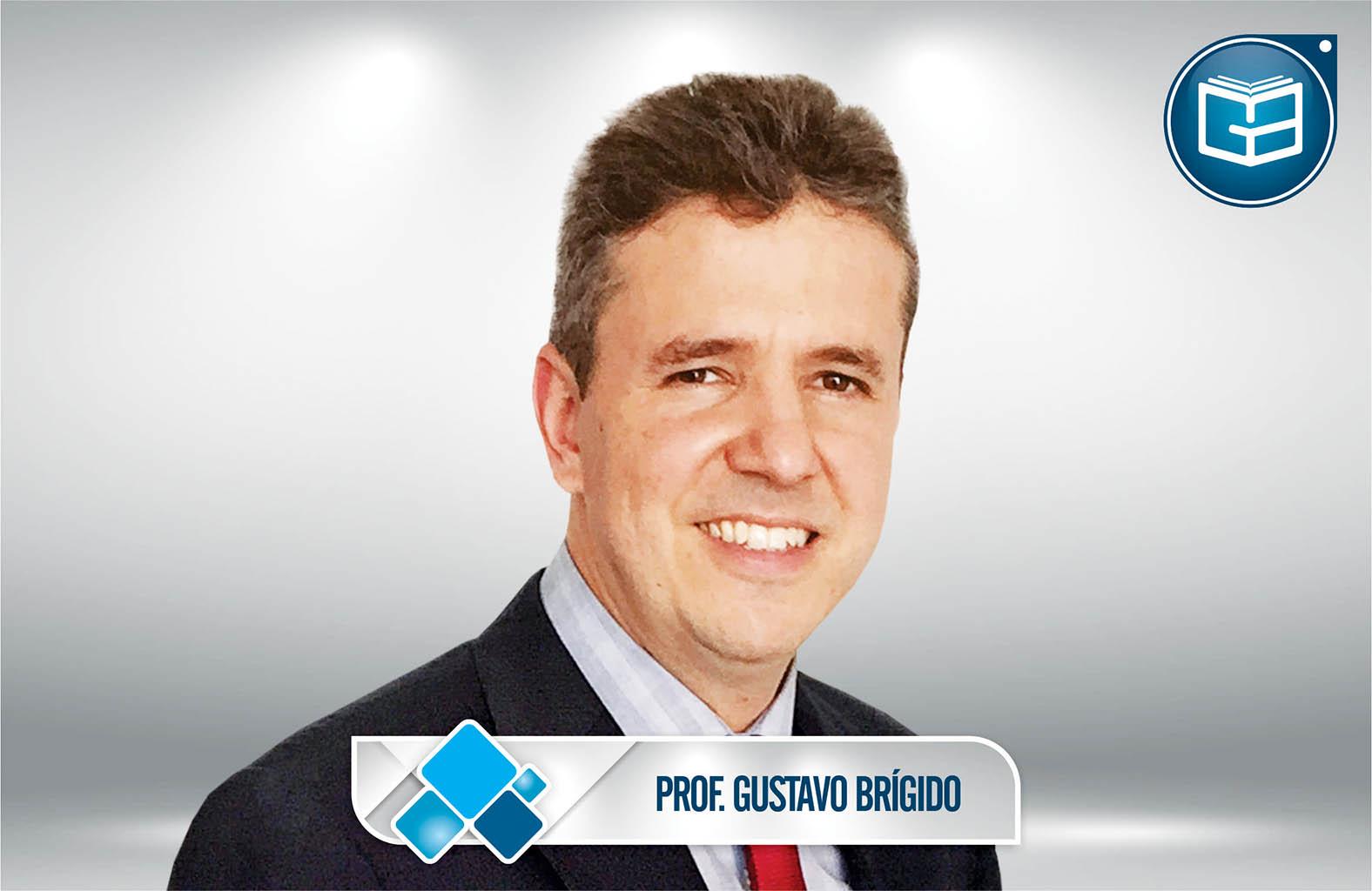 Orientações de estudos - DEPEN - Professor Gustavo Brígido