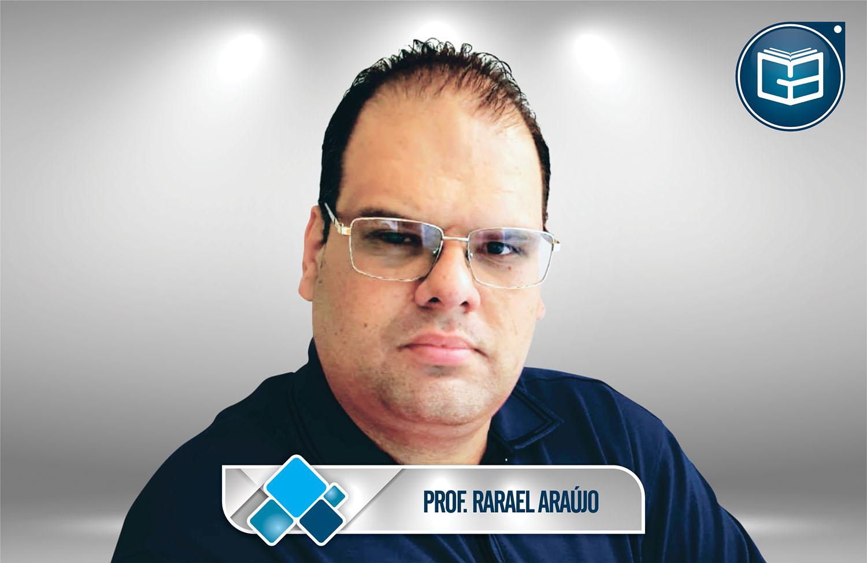 Noções de Informática ALECE - Professor Rafael Araújo