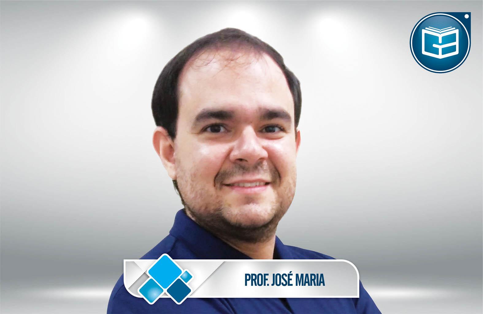Língua Portuguesa - PMCE - Professor José Maria