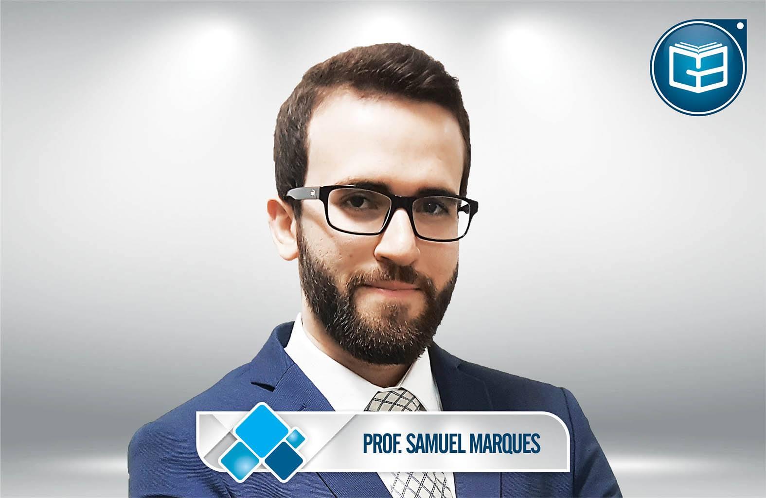 Direito Constitucional PM - Professor Samuel Marques