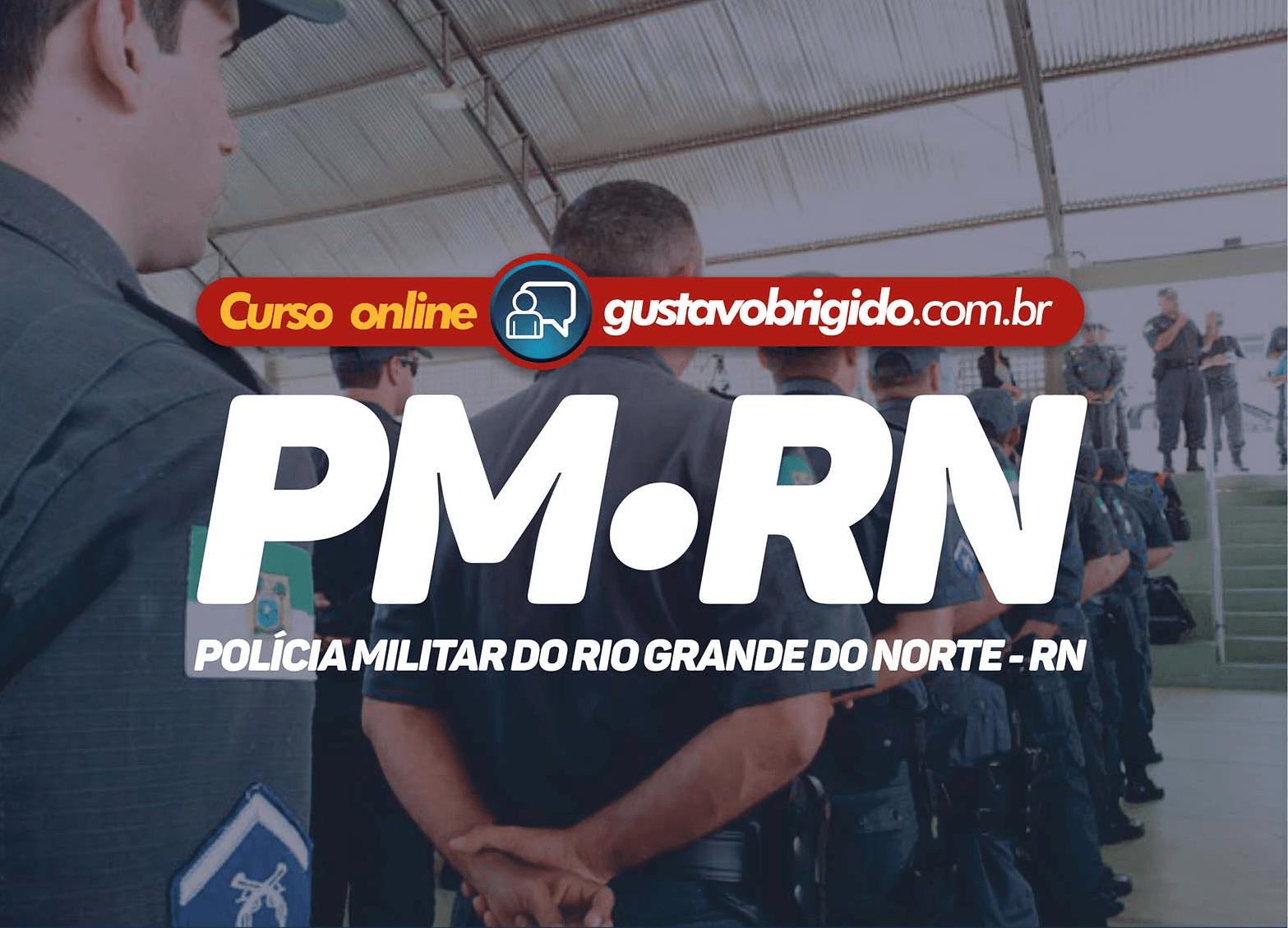 CURSO REGULAR PARA A POLÍCIA MILITAR · RN