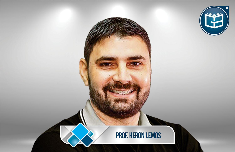 Conhecimentos Específicos - IFCE - Professor Heron Lemos