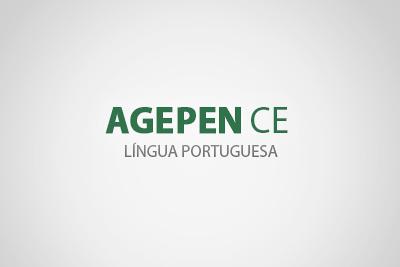 Português - AGEPEN