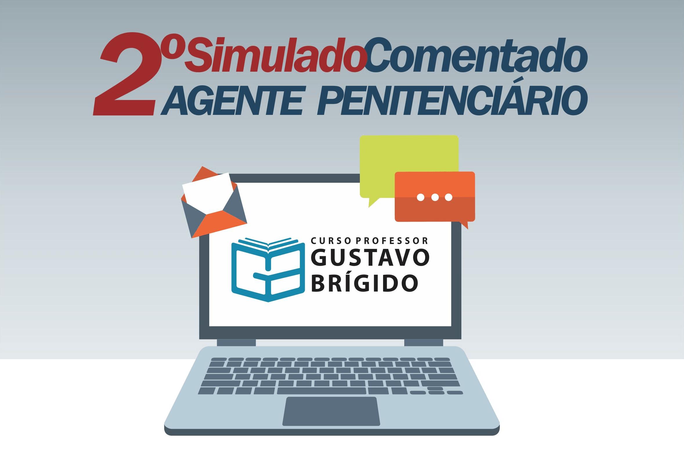 2° SIMULADO AGEPEN - EM PDF
