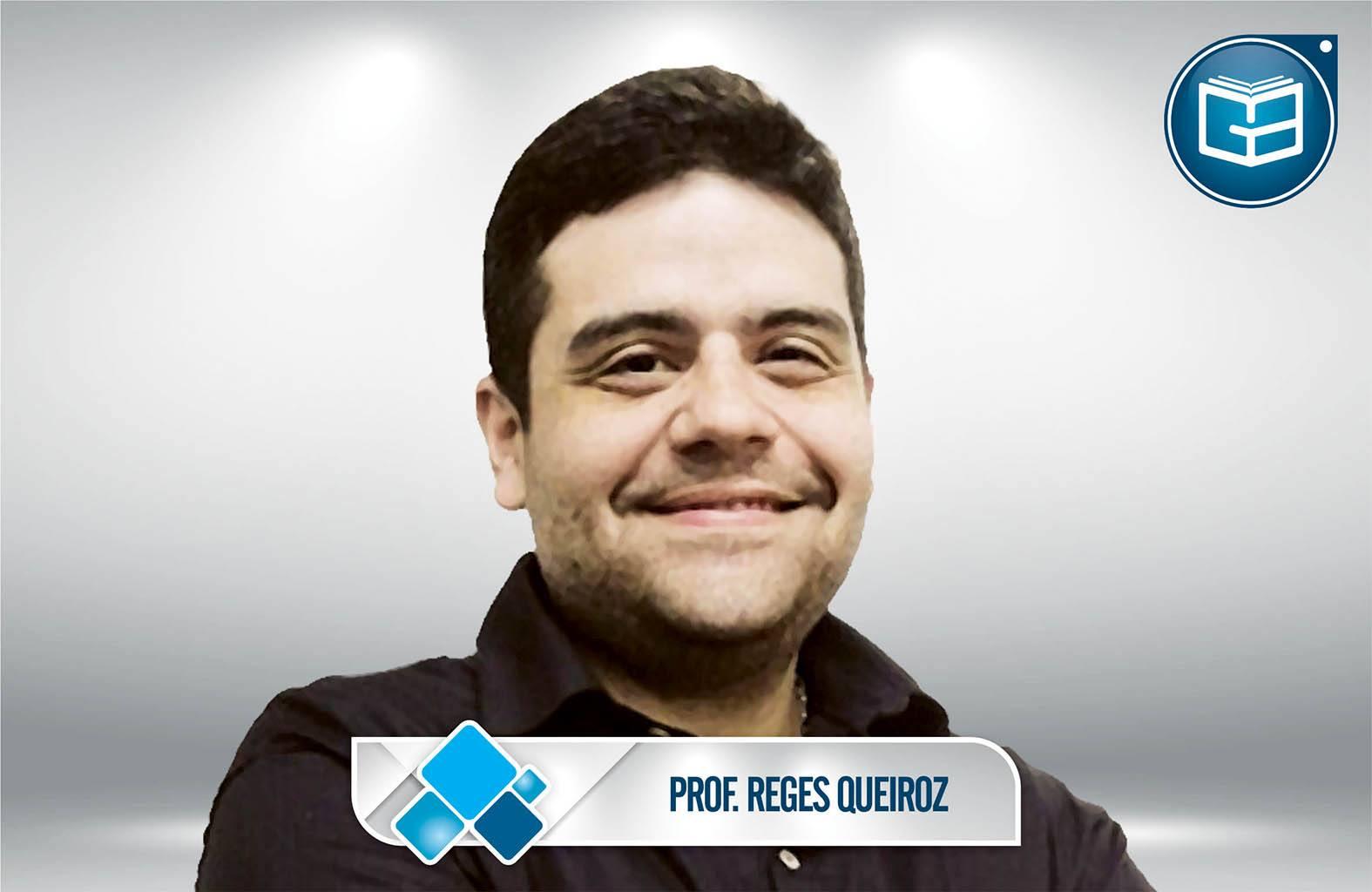 Raciocínio Lógico - Professor Reges Queiroz