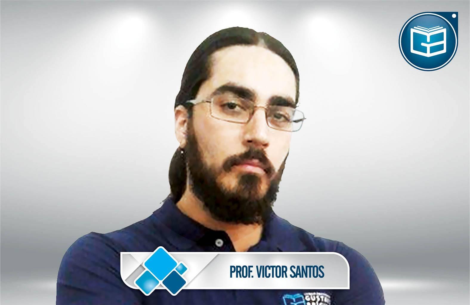 Pacote Anticrime - Professor Victor Santos