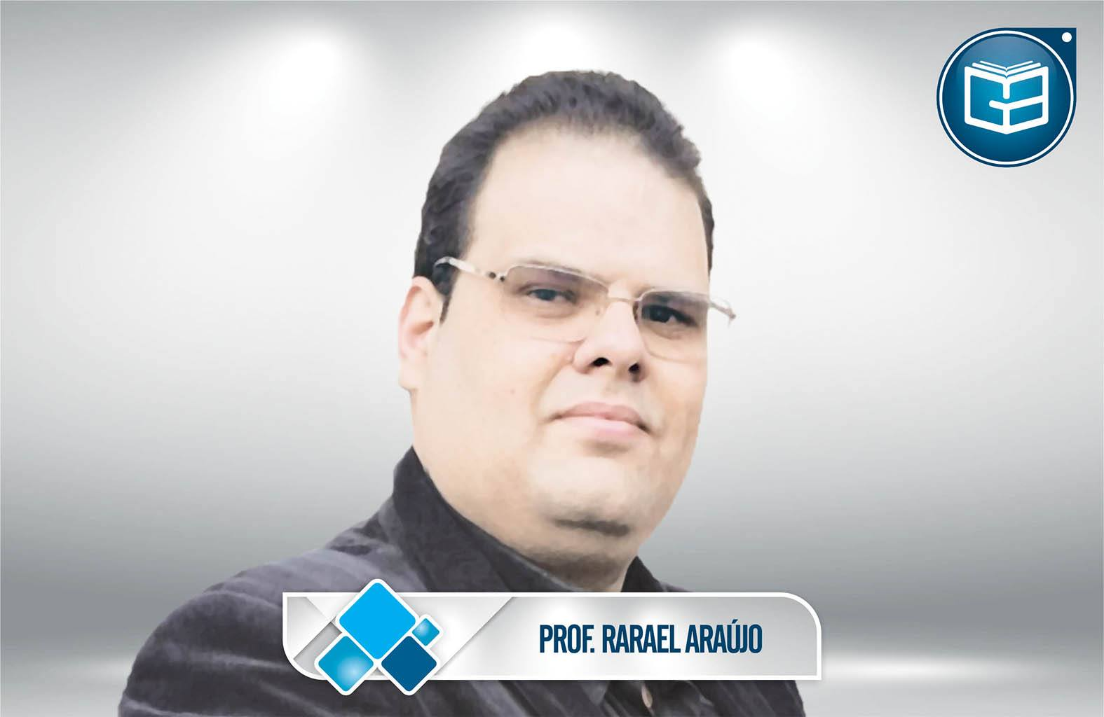 Informática PC - Professor Rafael Araújo