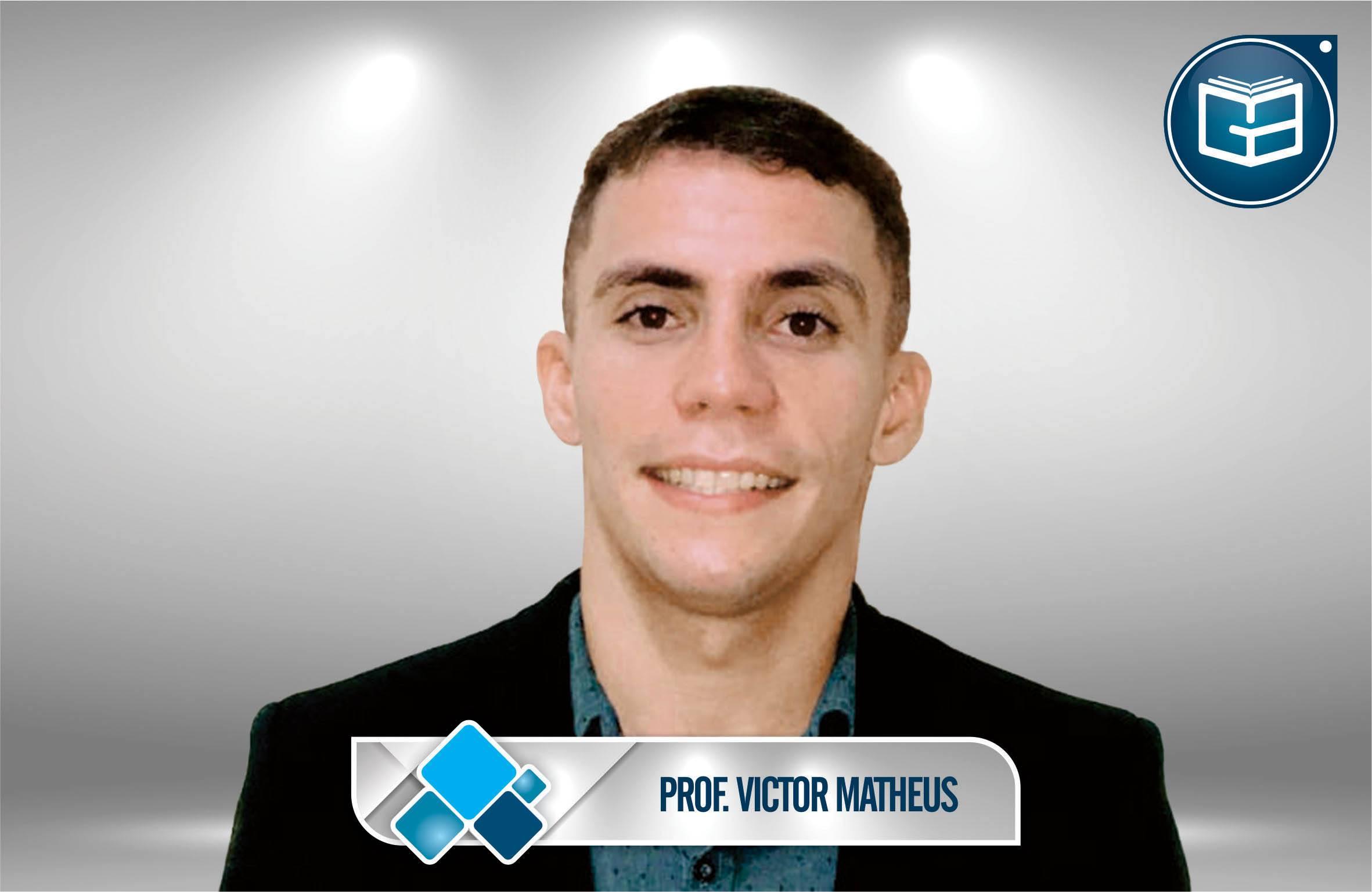 Legislação PM - Professor Victor Matheus
