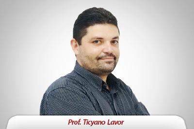 Curso de Atualidades - Professor Ticyano Lavor