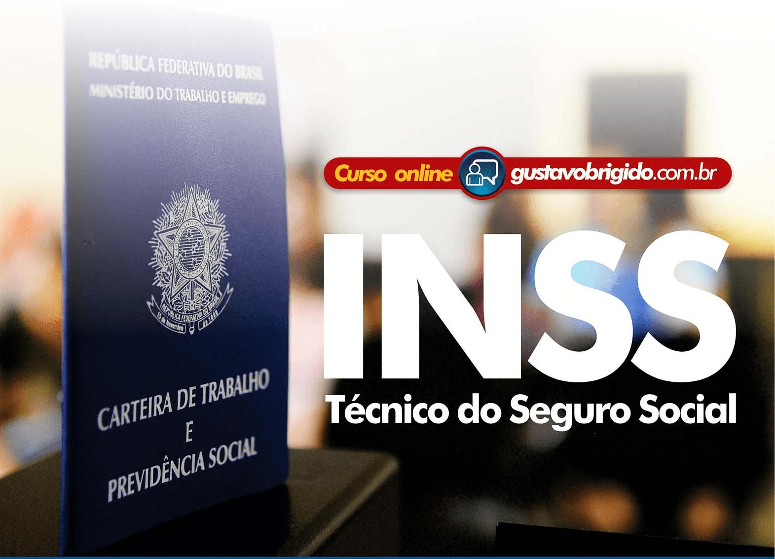 CURSO REGULAR PARA TÉCNICO DO SEGURO SOCIAL – INSS