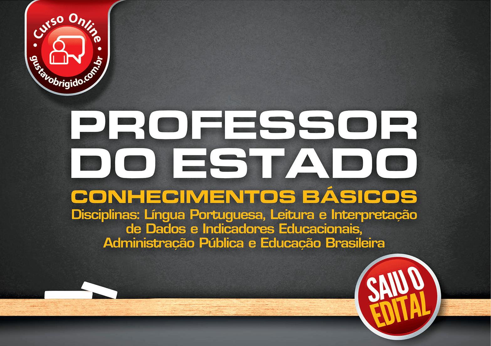 CURSO REGULAR PROFESSOR DO ESTADO · CEARÁ