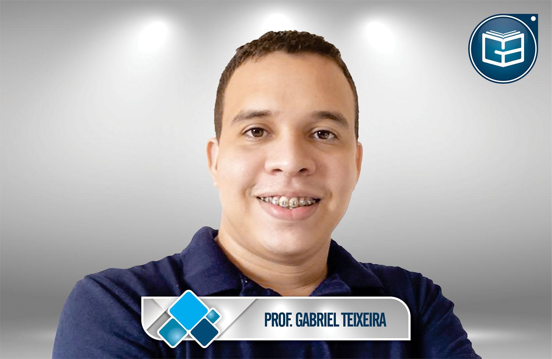 Raciocínio Lógico - Matemático - PMCE - Professor Gabriel Teixeira