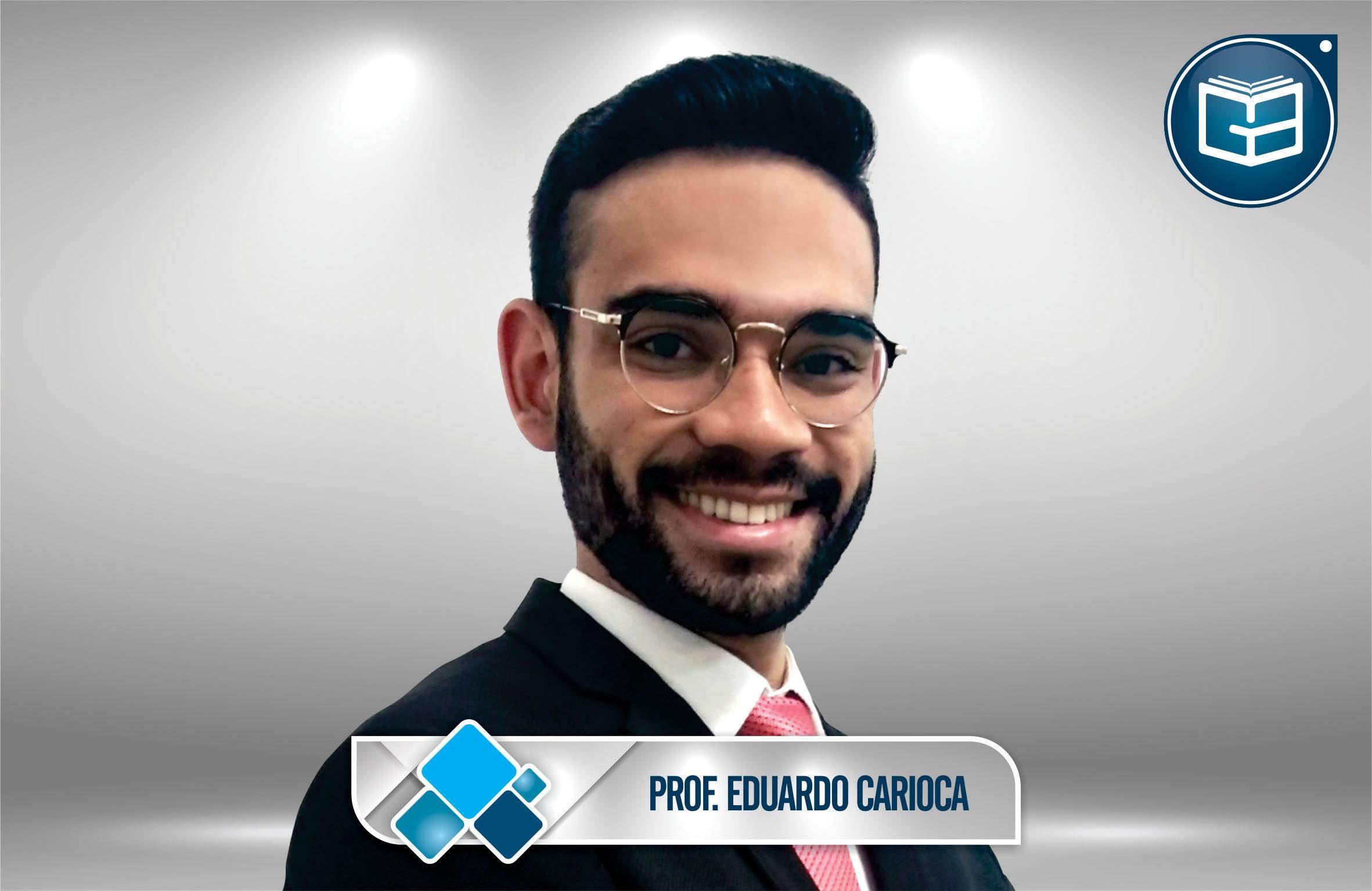 Ética no Serviço Público - Professor Eduardo Carioca