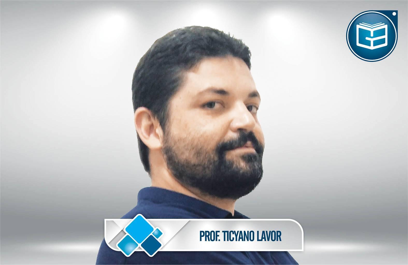 Atualidades - Professor Ticyano Lavor - Módulo 01