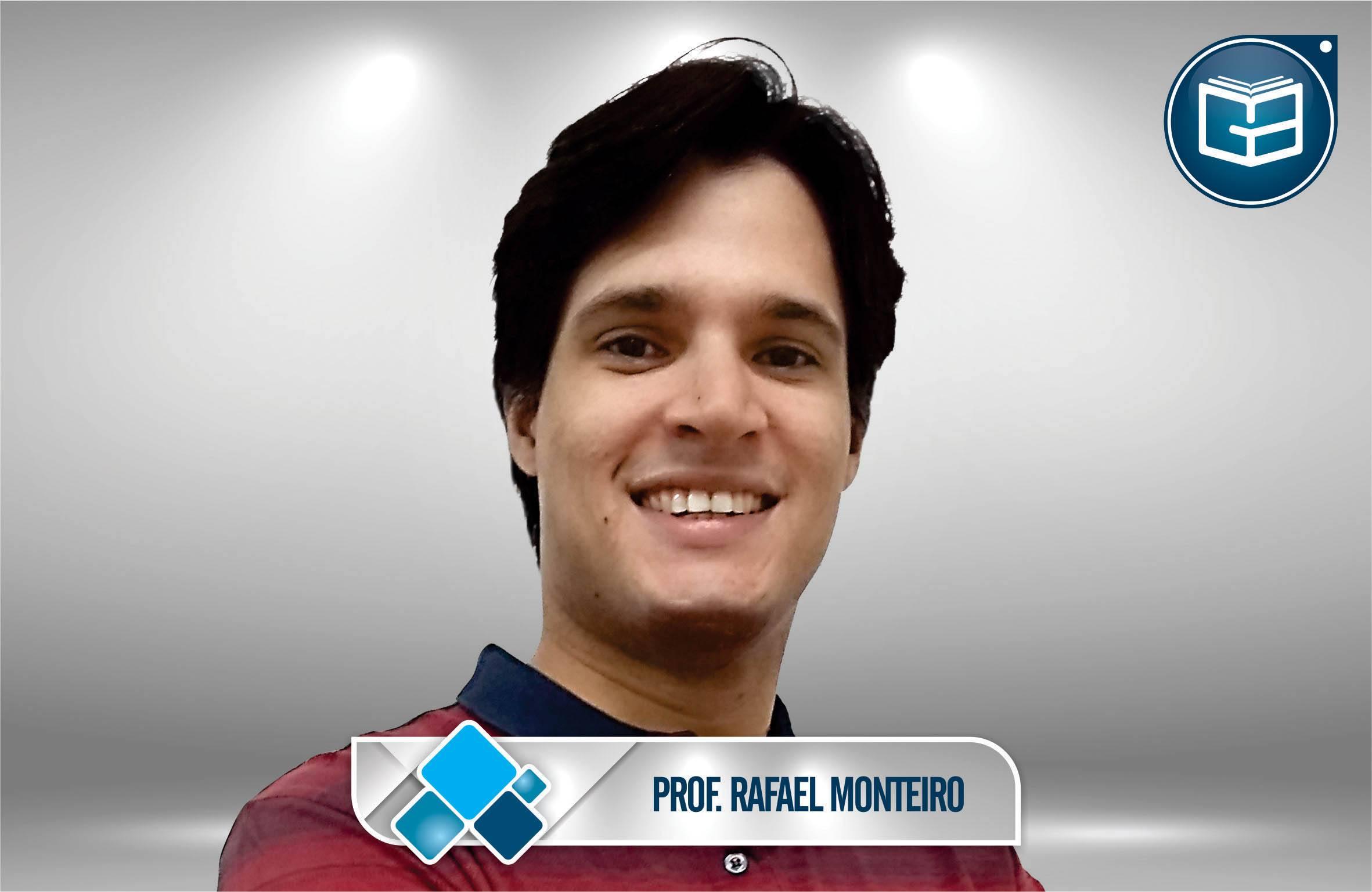 Noções de Direito Tributário - Professor Rafael Monteiro