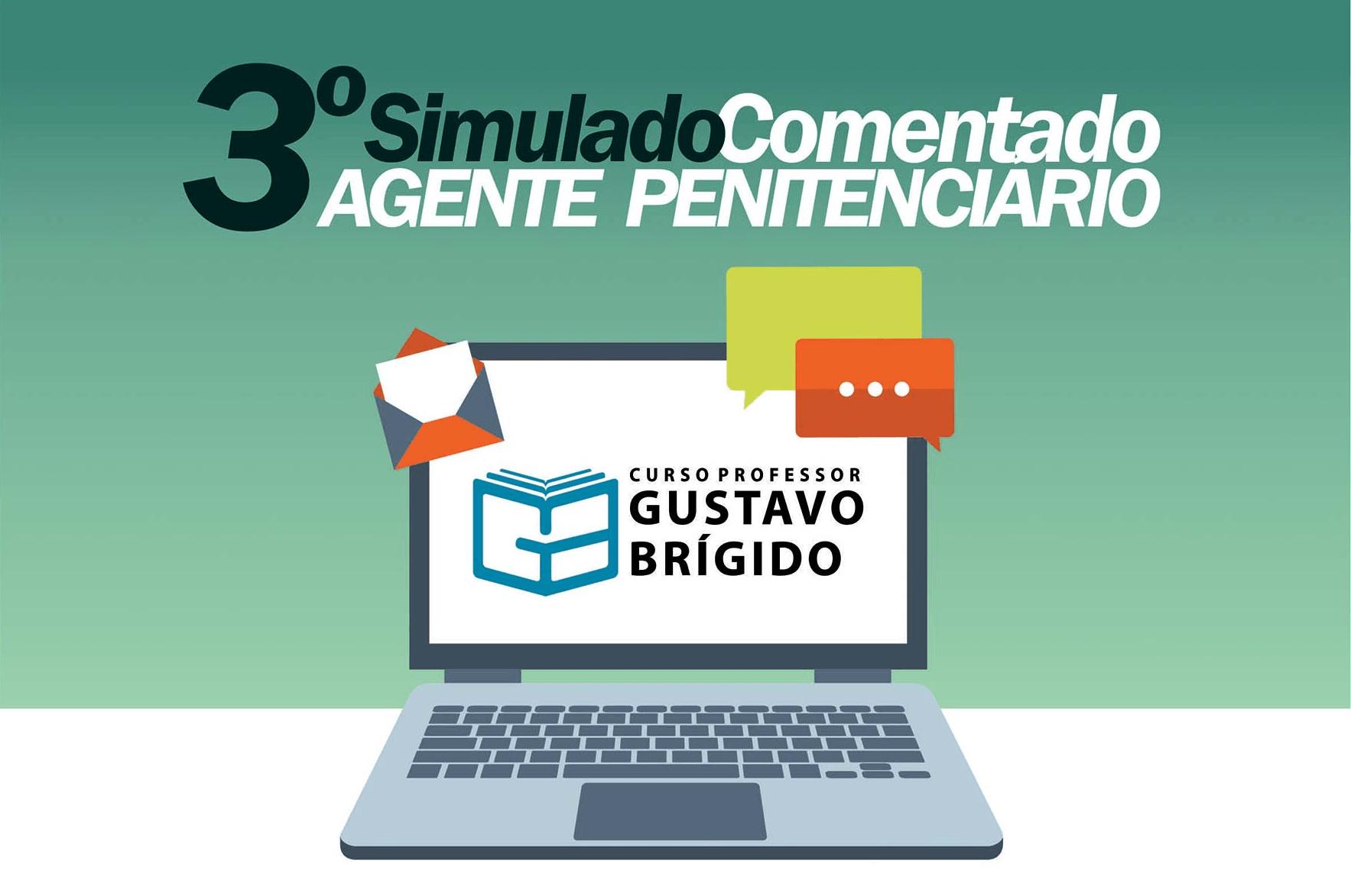 3° SIMULADO AGEPEN - EM PDF