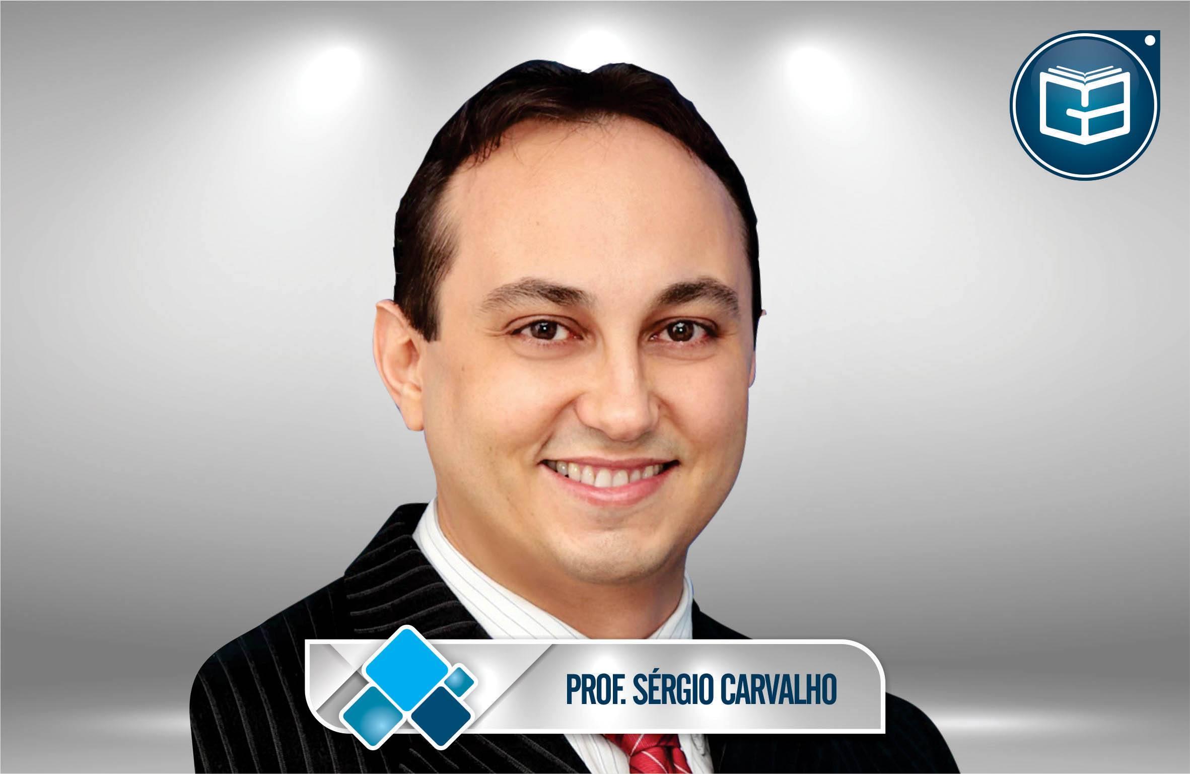 Raciocínio Lógico 01 - DEPEN - Professor Sérgio Carvalho
