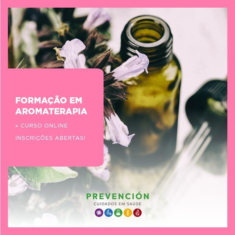 Formação em Aromaterapia