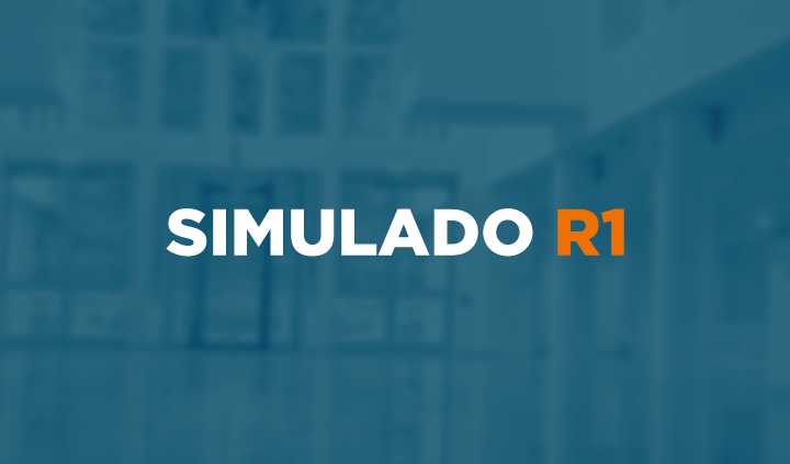 Simulado R1 2019