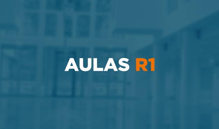 Aulas R1 2019