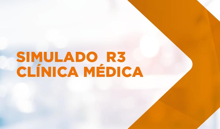 Simulado R3 Clínica Médica 2019 - Turma de Maio