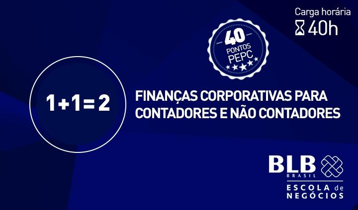 Finanças Corporativas para Contadores e não Contadores