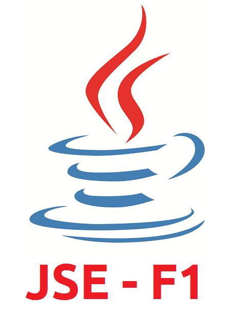 JSE F1 - Fundamentos de Java Básico