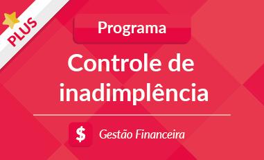 Programa Controle Inadimplência (PLUS)