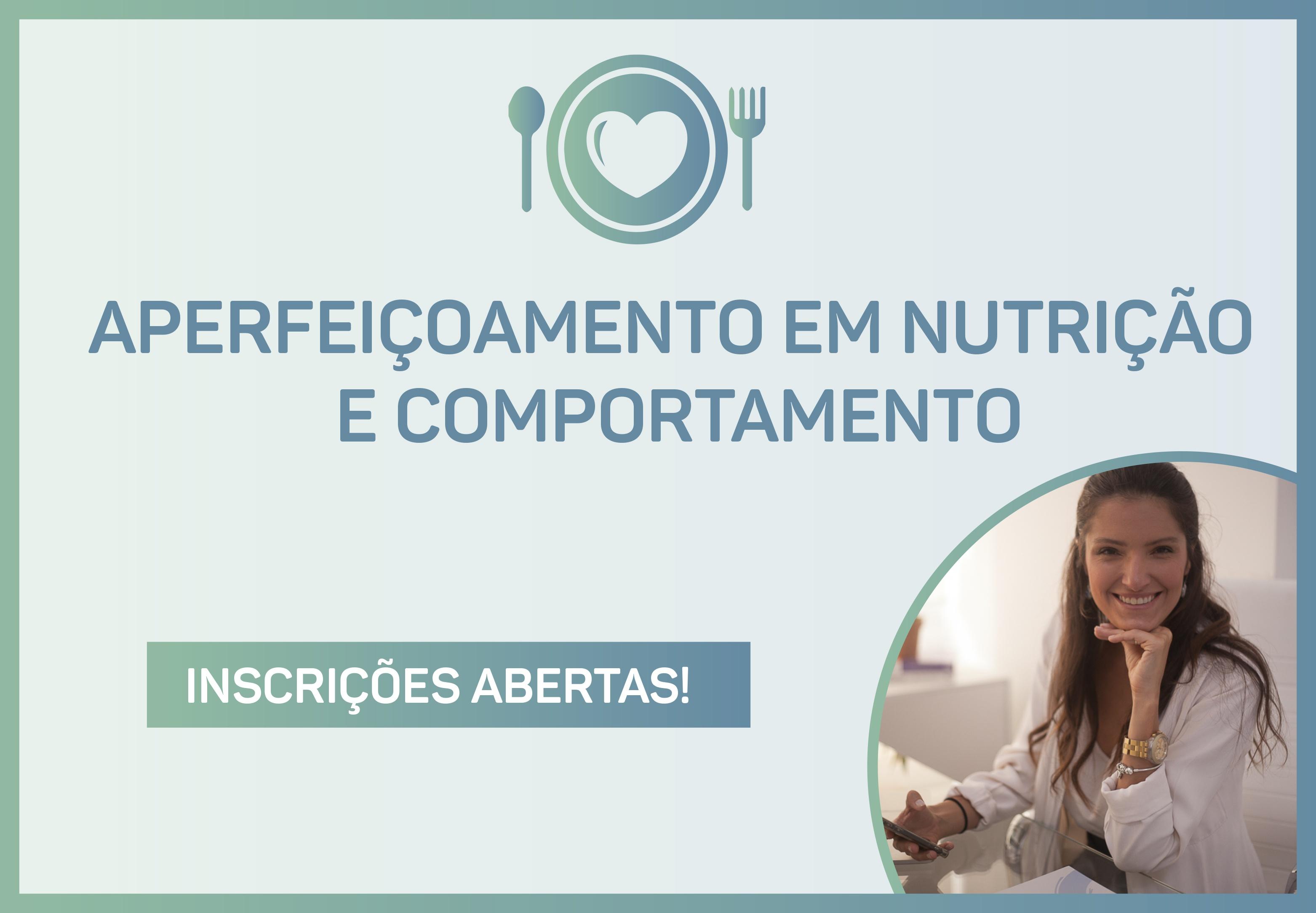 Aperfeiçoamento em Nutrição e Comportamento